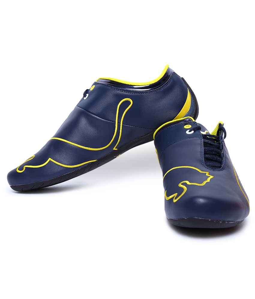Puma Ferrari Future Cat M1 Navy Sneaker Price in India- Buy Puma ... cdf5e8cc4
