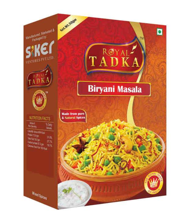 The Masala Box – 911 Spicy Kitchen Essentials – The Bawi Bawarchi