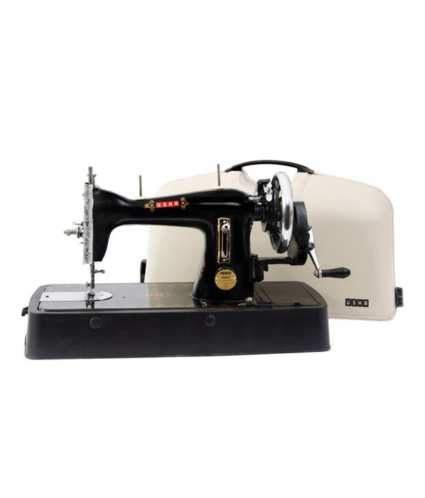 Usha Anand Composite Sewing Machine With Cover