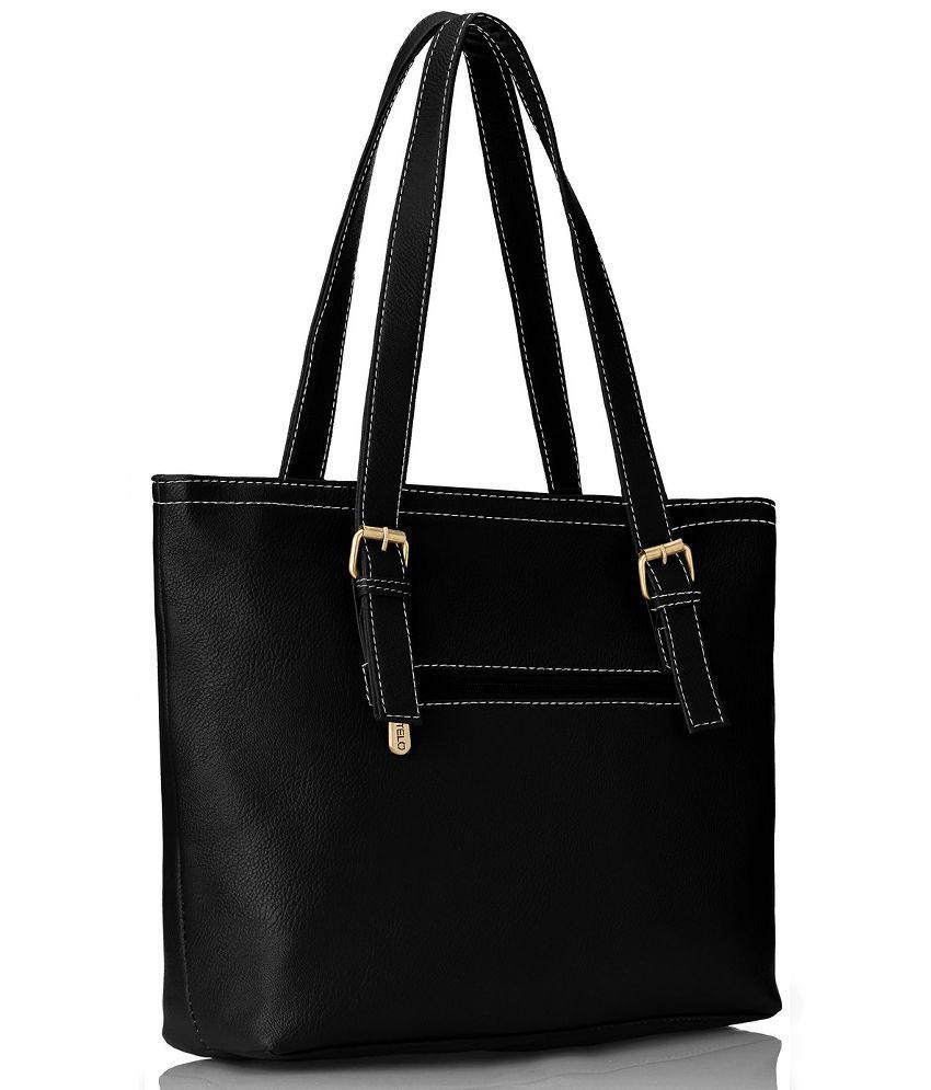 FOSTELO FSB-298 Black Shoulder Bags - Buy FOSTELO FSB-298 Black ... 2938c0c9a5