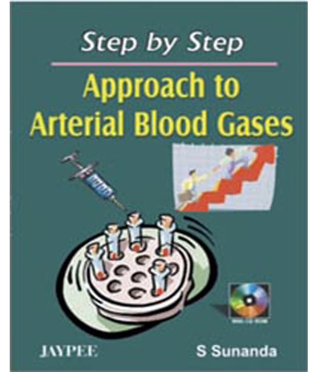 Step By Step Approach To Arterial Blood Gases With: Buy