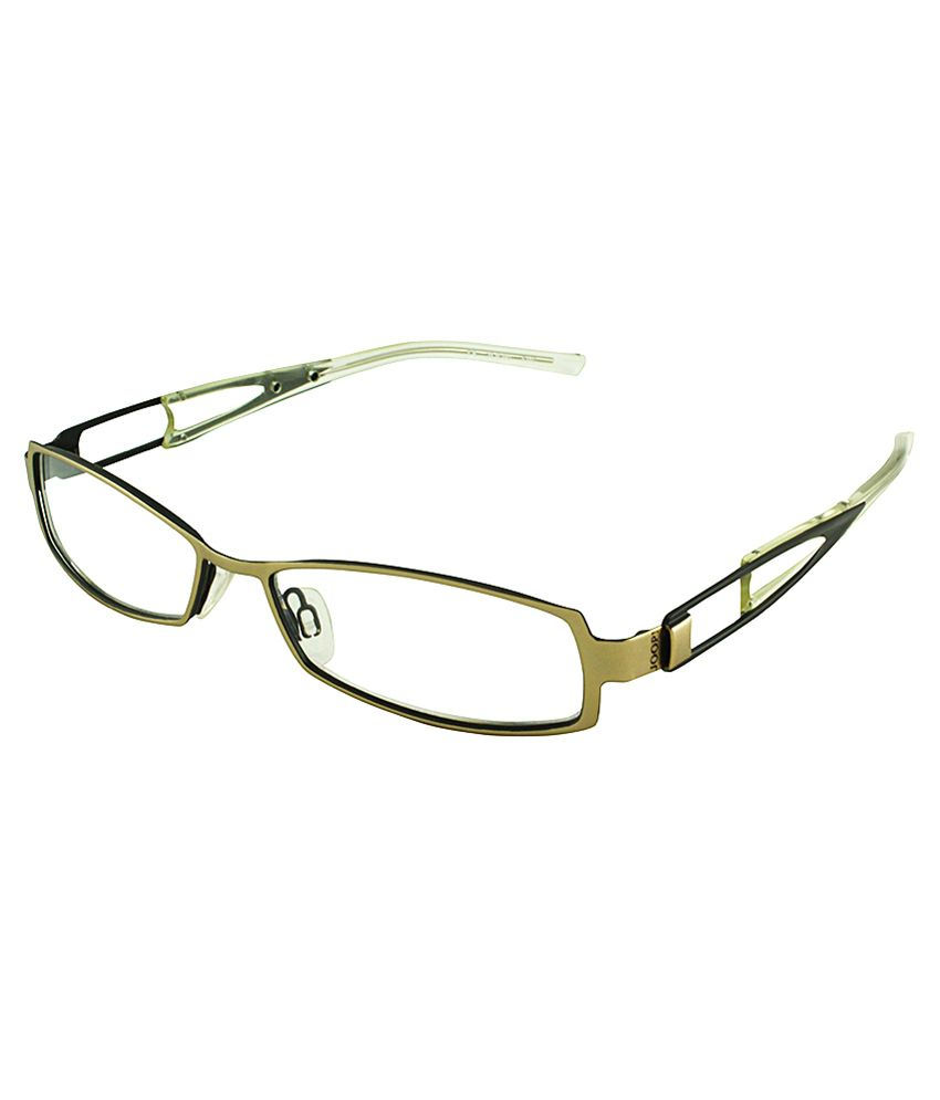 af9cd0ea623 Joop Golden Eyeglasses Frame For Men - Buy Joop Golden Eyeglasses Frame For Men  Online at Low Price - Snapdeal