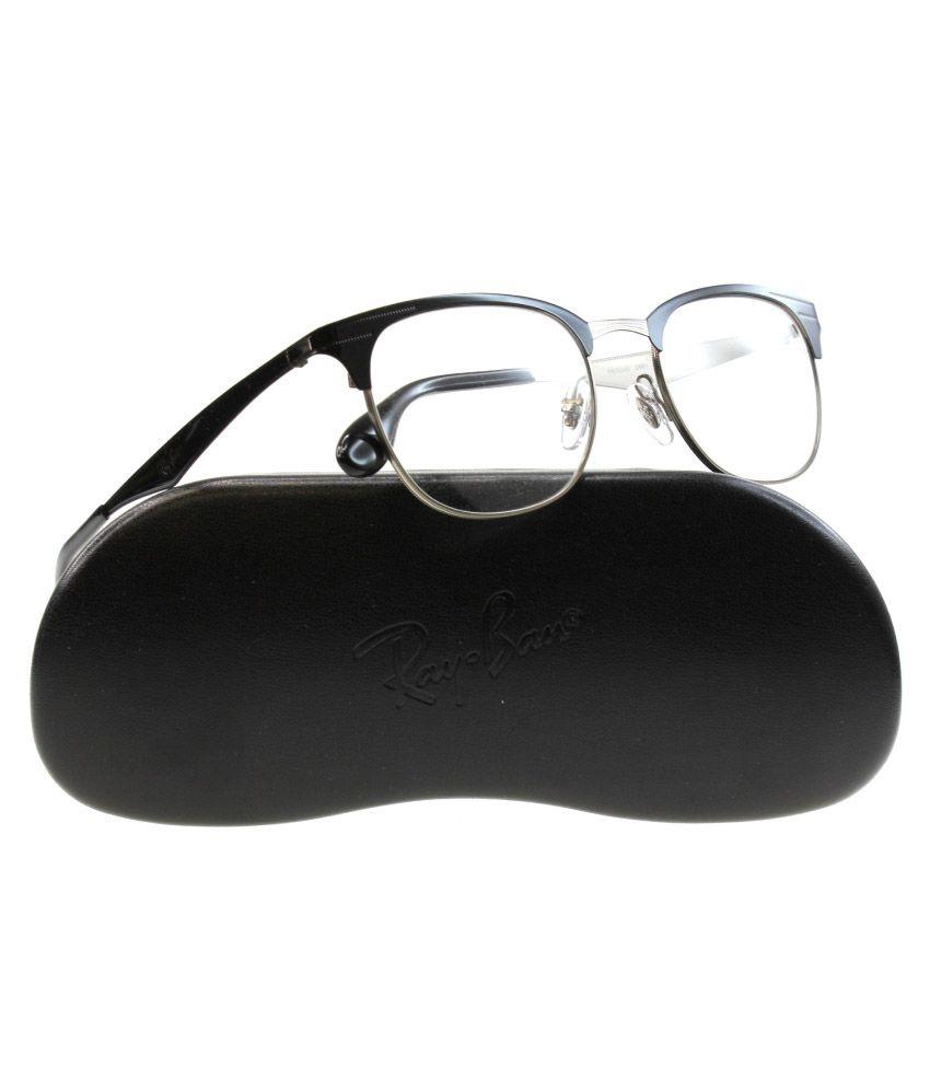 cba47519218 Ray-Ban Men RX-6346-2861-52 Clubmaster Full Rim Eyeglasses - Buy Ray ...