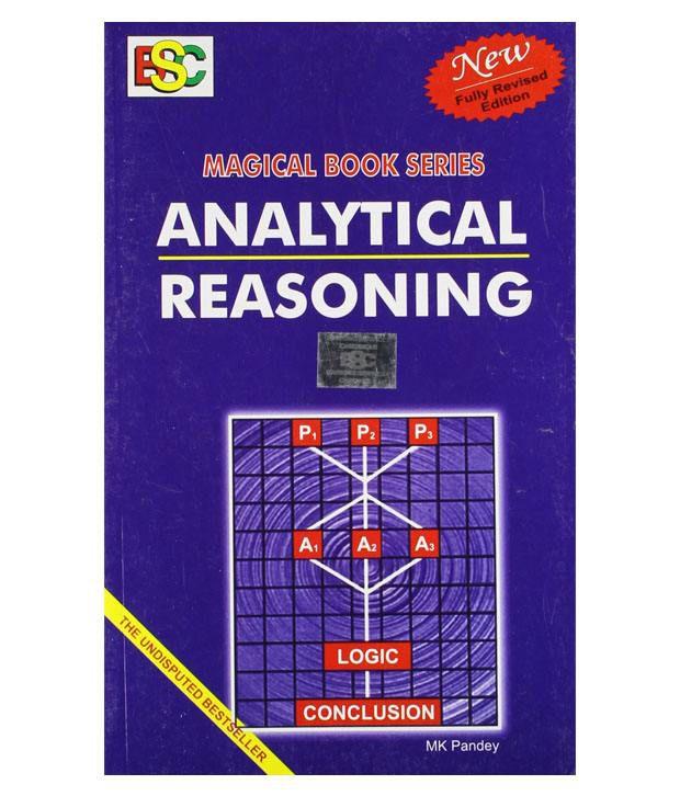 analytical reasoning M.K pandey.torrent