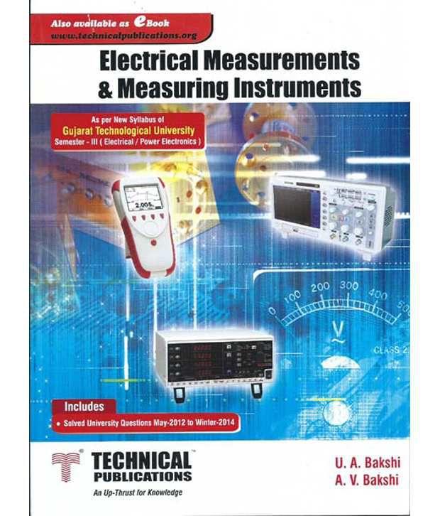 Electrical Measurements Ebook