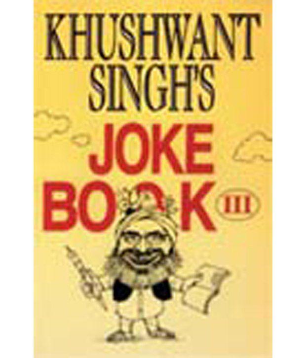 Khushwant Singhs Joke Book 3 Paperback