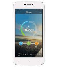 Gionee Pioneer P4S (White, 8 GB)