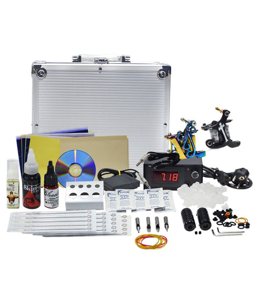 Tattoo Gizmo Tattoo Kit No. 2: Buy Online at Best Price in India ...