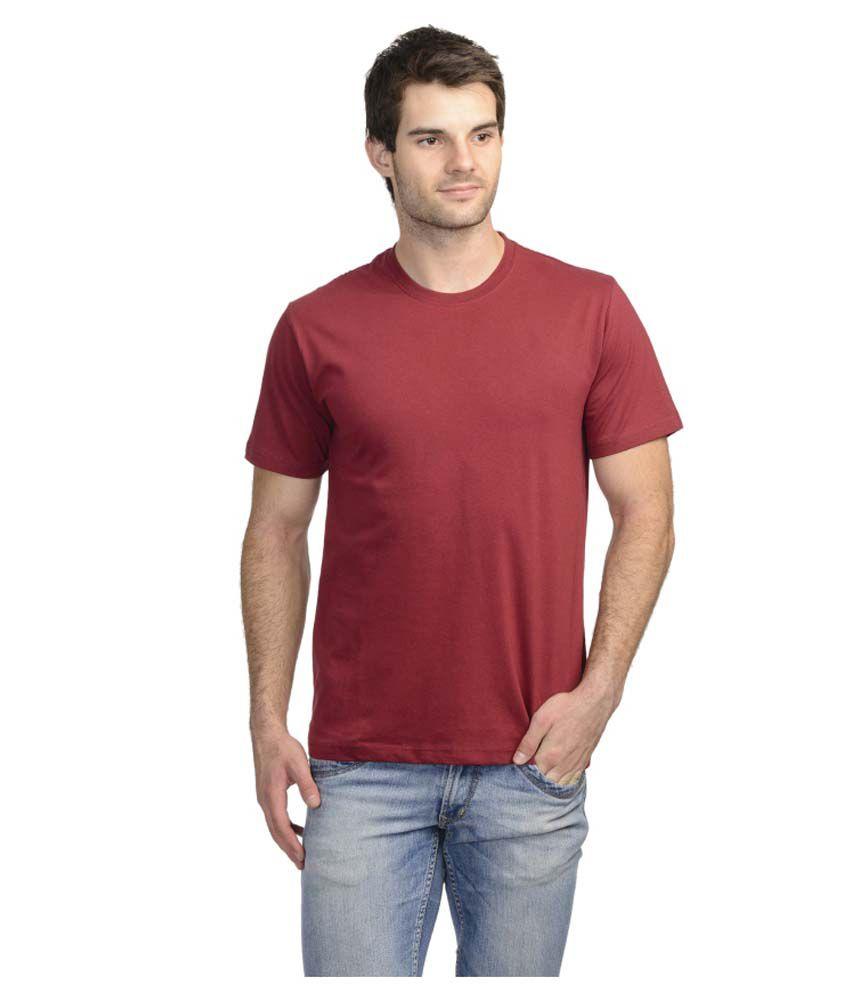 Sunita Textiles Multicolour Cotton T - Shirt Pack Of 4