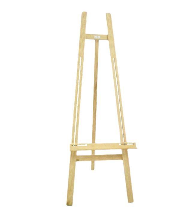 artifact regular easel stand 5 feet buy online at best price in rh snapdeal com