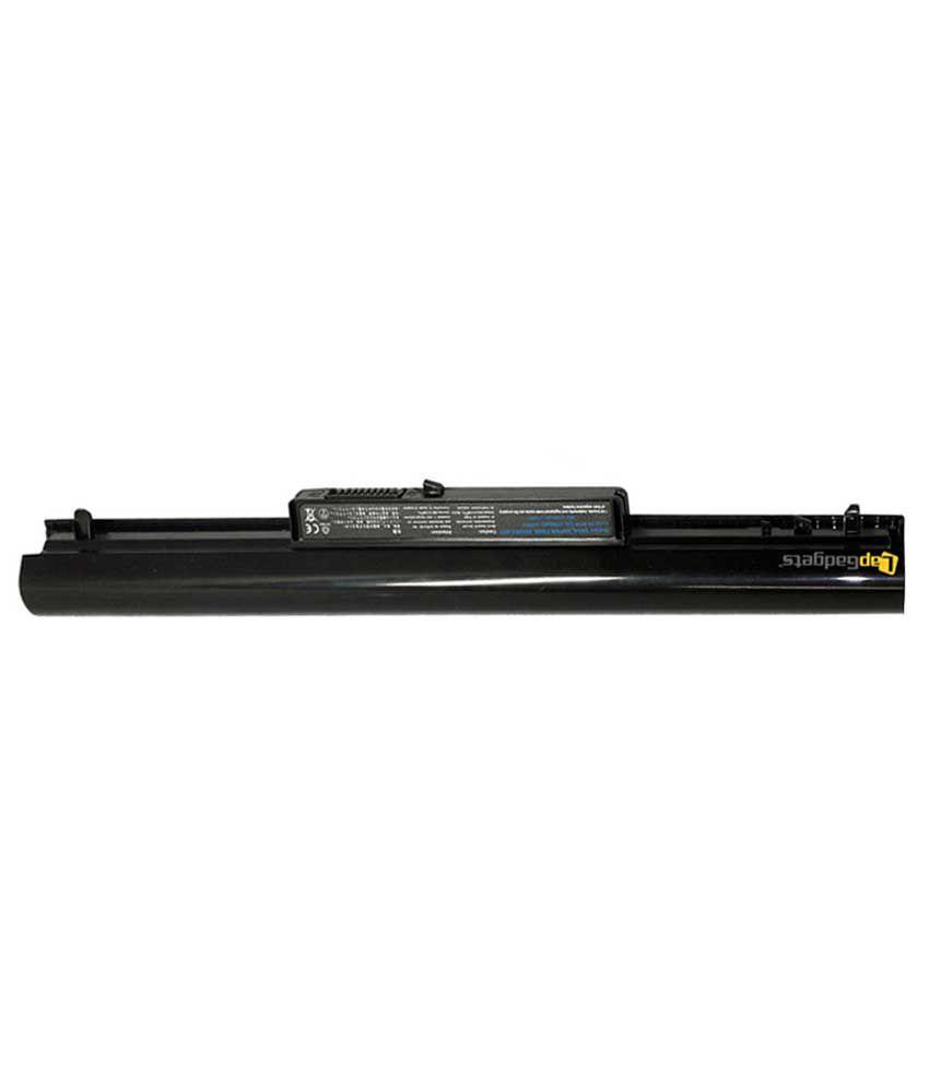 Lap Gadgets 2200mah Li-ion Laptop Battery For Hp Pavili-ion 15-d001sx Touchsmart