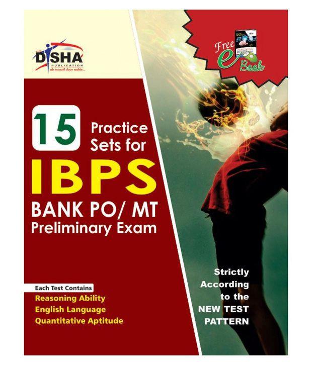 Banking Exam Ebook