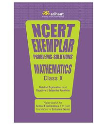 NCERT Exemplar Problems-Solutions MATHEMATICS class 10th Paperback (English) 2014