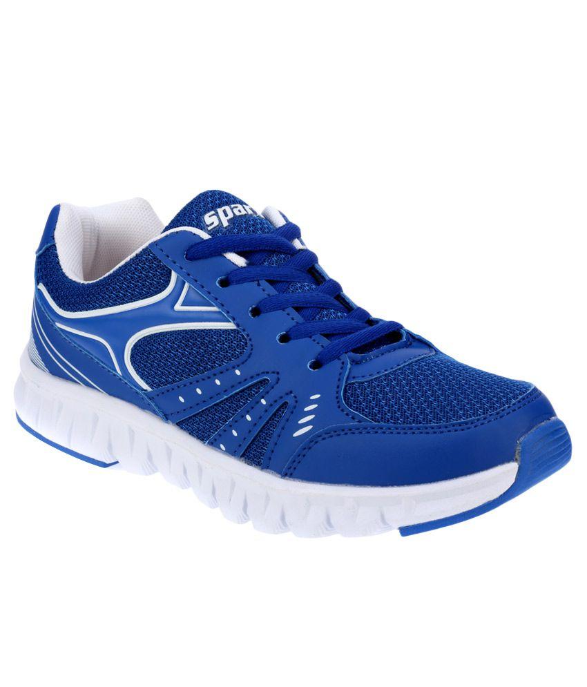 Sparx Blue Sports Shoes