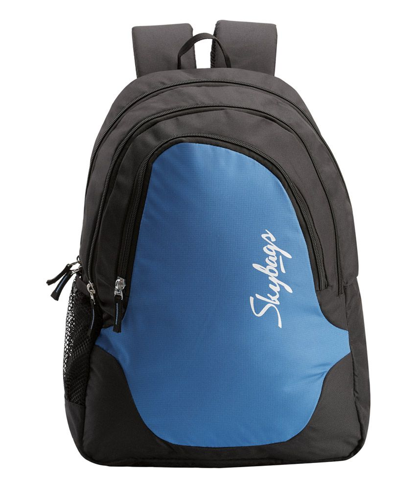 Skybags Groove 2 Back Pack Blue - Buy Skybags Groove 2 Back Pack Blue  Online at Best Prices in India on Snapdeal 7e458eddf1e43