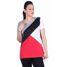 Vivid Bharti Cotton T-Shirts