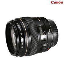 Canon -EF 85mm f/1.8 USM Lens