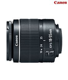 Canon -EF-S 18-55mm f/3.5-5.6 IS II Lens