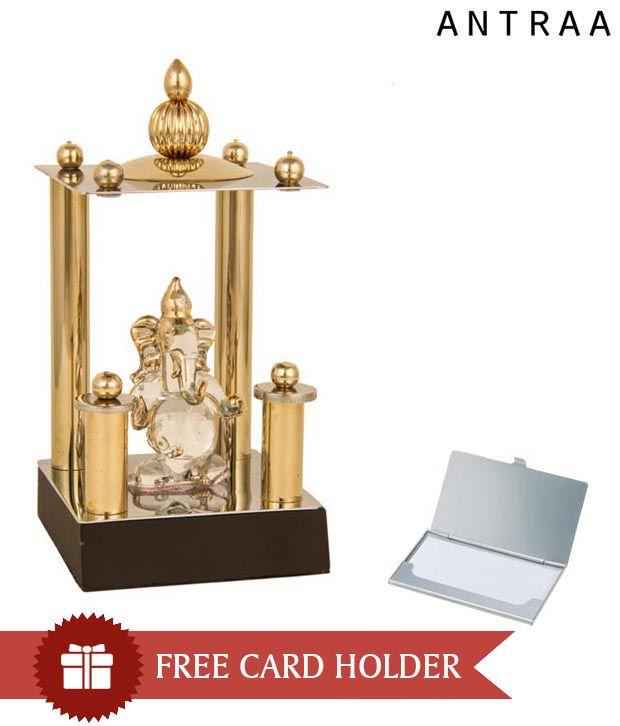 Antraa Stylish Ganesha Idol Table Top Showpiece