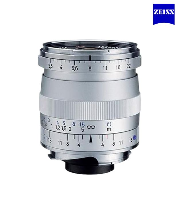 Carl Zeiss Biogon T 2,8/21 ZM  (Silver) ZM Lenses (M-Mount  Rangefinder) (1365-650 )