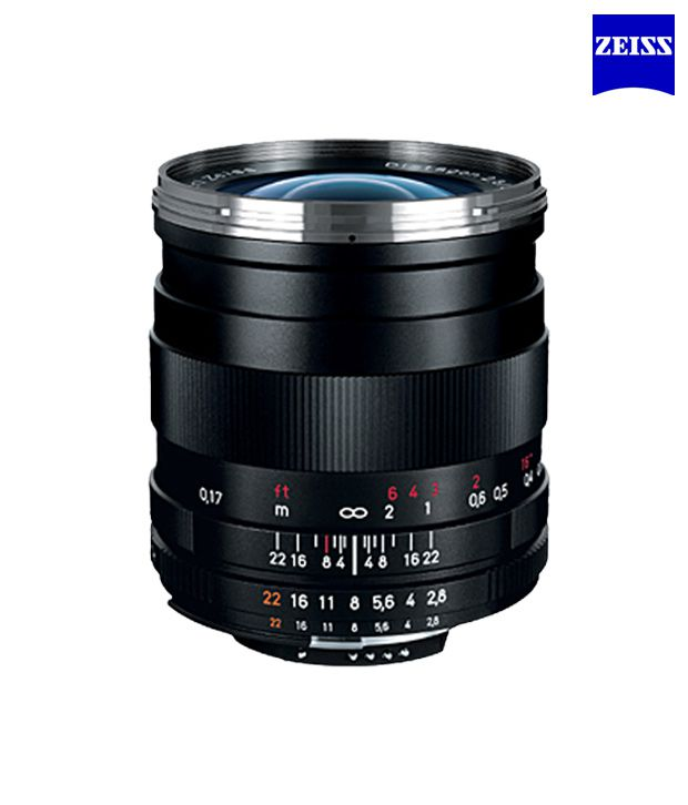 Carl Zeiss Distagon T 2,8/25 ZF.2  Lenses (F-mount with CPU)  (1796-379)