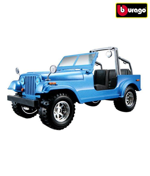 Price Of A Used Jeep Wrangler: Buy Bburago Jeep Wrangler Online
