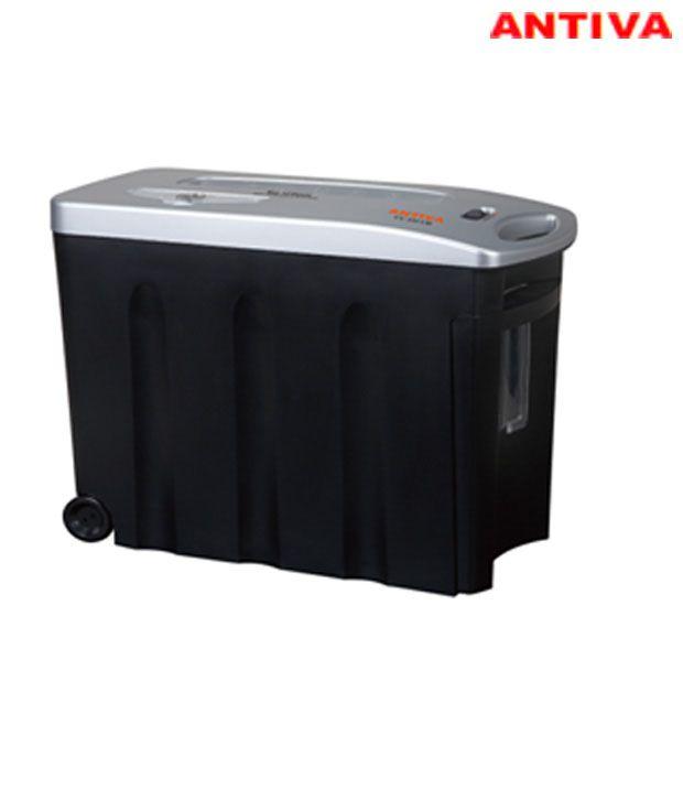 Antiva shredder cc 232cd buy online at best price on snapdeal Which shredder should i buy
