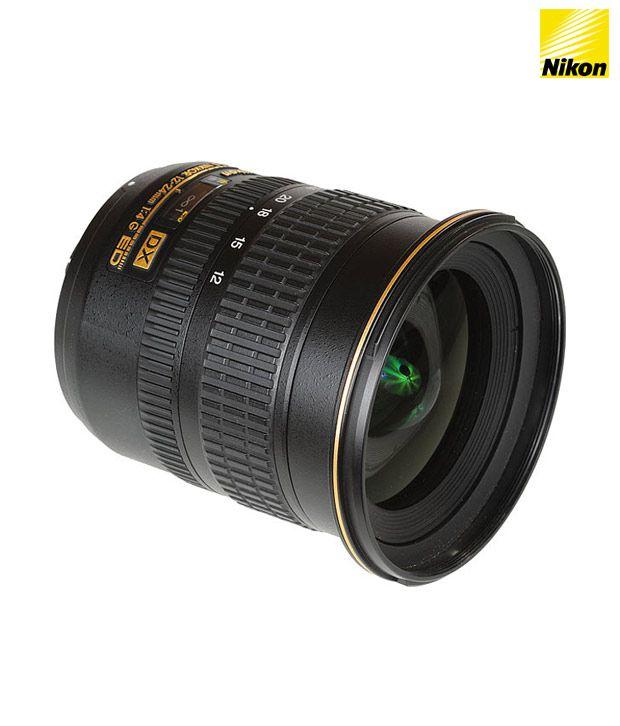 Nikon AF-S DX Zoom-Nikkor  12-24  mm f/4G IF-ED (2.0x)