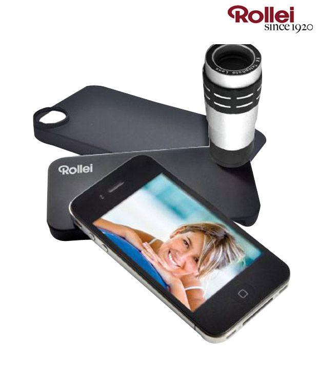 Rollei Tele 9x  iPhone Lens