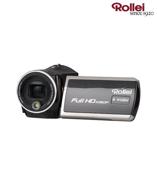 Rollei R-H500Z Digital Video Camera (Black)