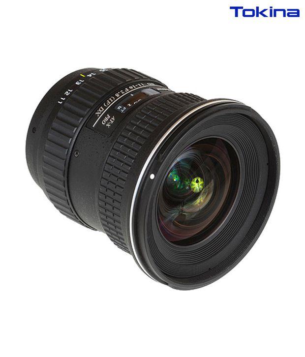 Tokina AT-X 116 PRO DX AF  11-16 mm f2.8 (for Sony Digital  SLR) Lens (Zoom Lens)