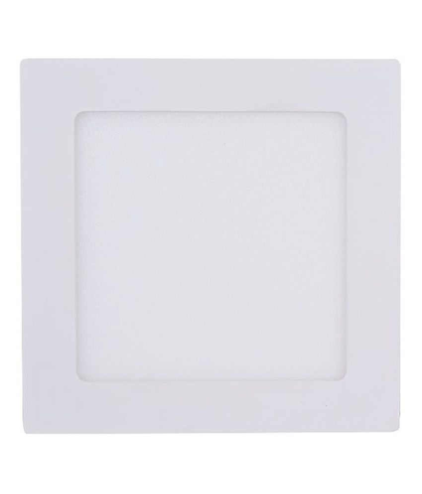 Visual Comfort India Private Limited 12W Panel Lights - Pack of 1