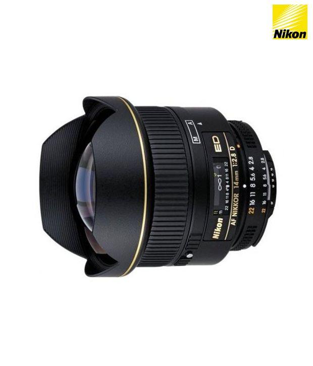 Nikon 14 mm f/2.8D ED AF Nikkor  Other FX  Lens