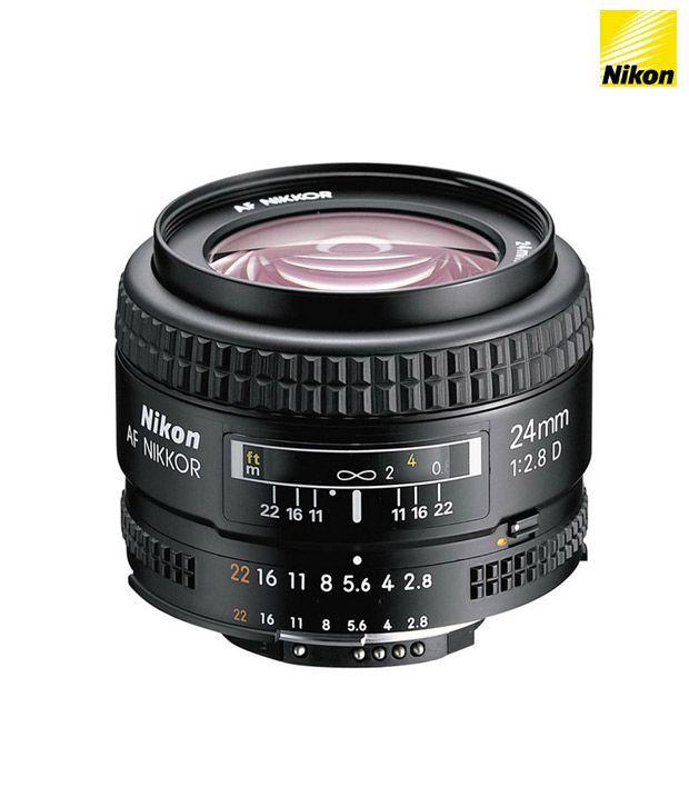 Nikon 24 mm f/2.8D AF Lens (FX  Format)