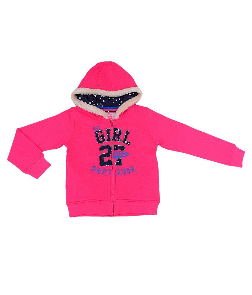 612 League Pink Hooded Sweatshirt