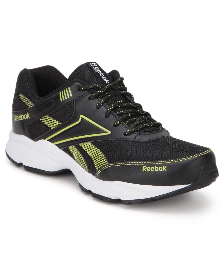 Reebok Exclusive Runner Black Sport Shoes