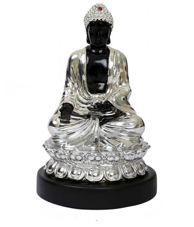 Rigvi Budha Black And Silver