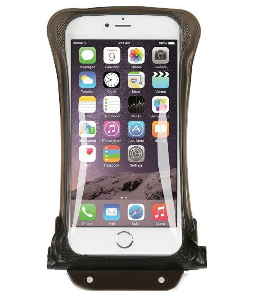 Dicapac Waterproof Pouch Cover for All Smartphones upto 5 ...
