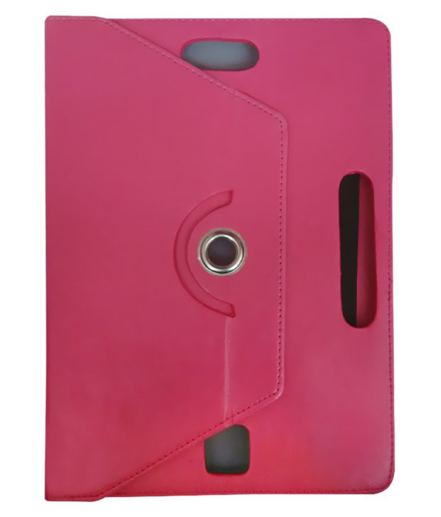 Fastway Tablet Back Cover For Samsung Galaxy Tab A & S Pen - Pink