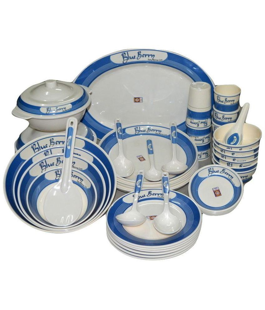 dinner set 51pcs buy online at best price in india snapdeal