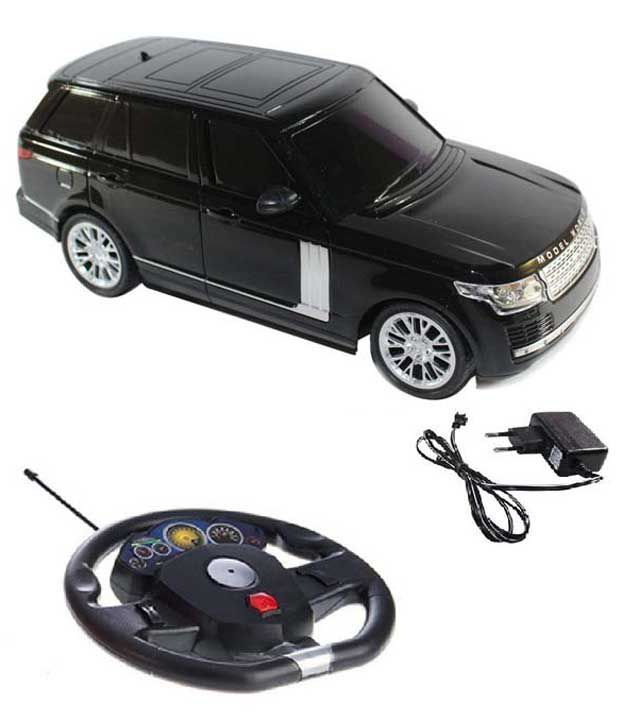 Gm Enterprises Gm Enterprises Black Remote Control Car Toy