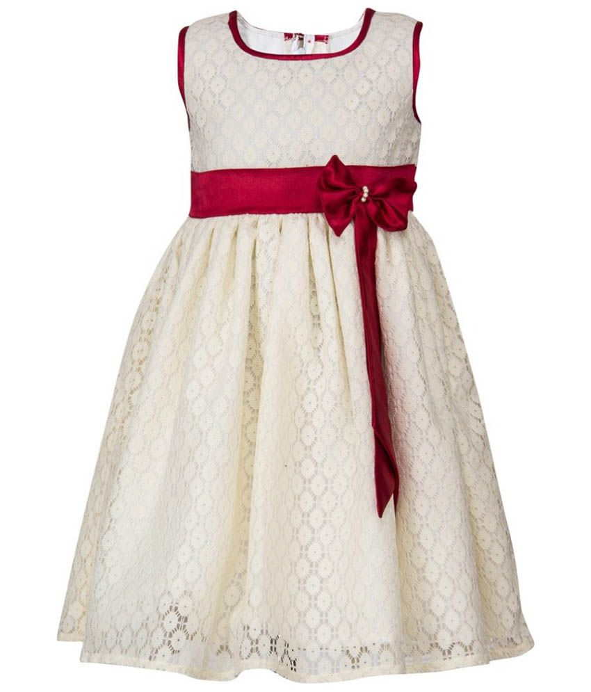 798b8647034 She Designs White Net Frock - Buy She Designs White Net Frock Online at Low  Price - Snapdeal