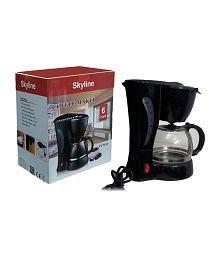 Skyline 7014 Coffee Maker - Black