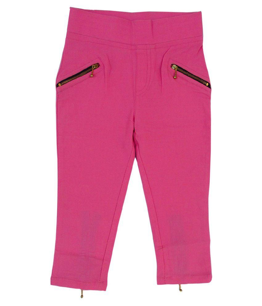 Garlynn Pink Capri