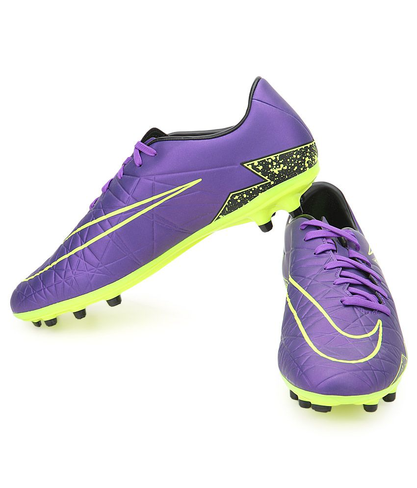 fd35865dea18 Nike Hypervenom Phelon Ii Fg Purple Sport Shoes - Buy Nike ...