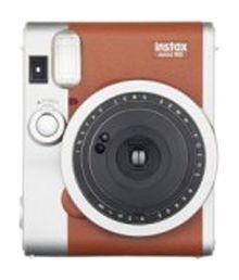 Fujifilm Instax Mini 90 Digital Camera - Brown