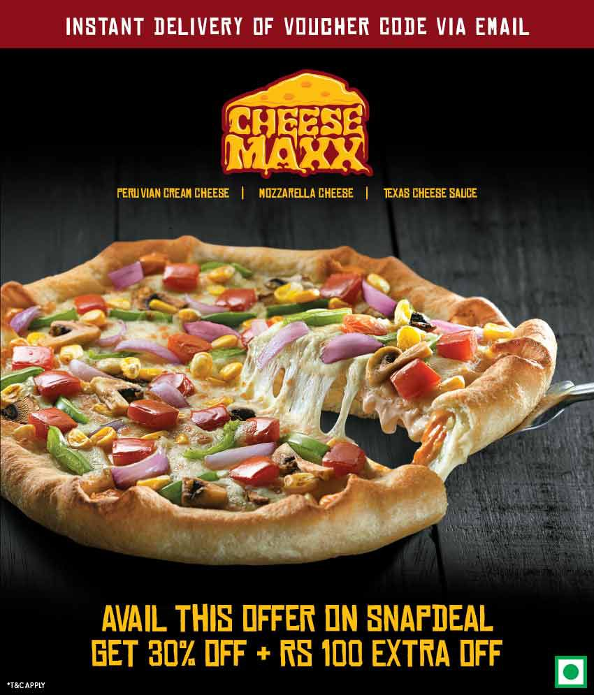 country feast cheese maxx pizza veg discount coupon buy online rh snapdeal com