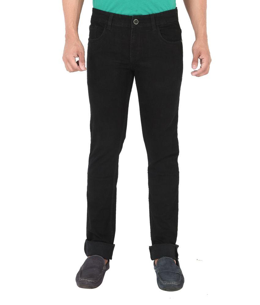Hardy Boys Black Regular Fit Jeans