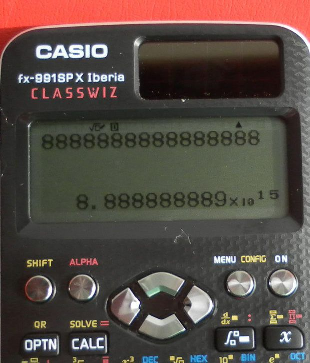 Casio Fx 991ex Scientific Calculator Buy Online At Best Price In