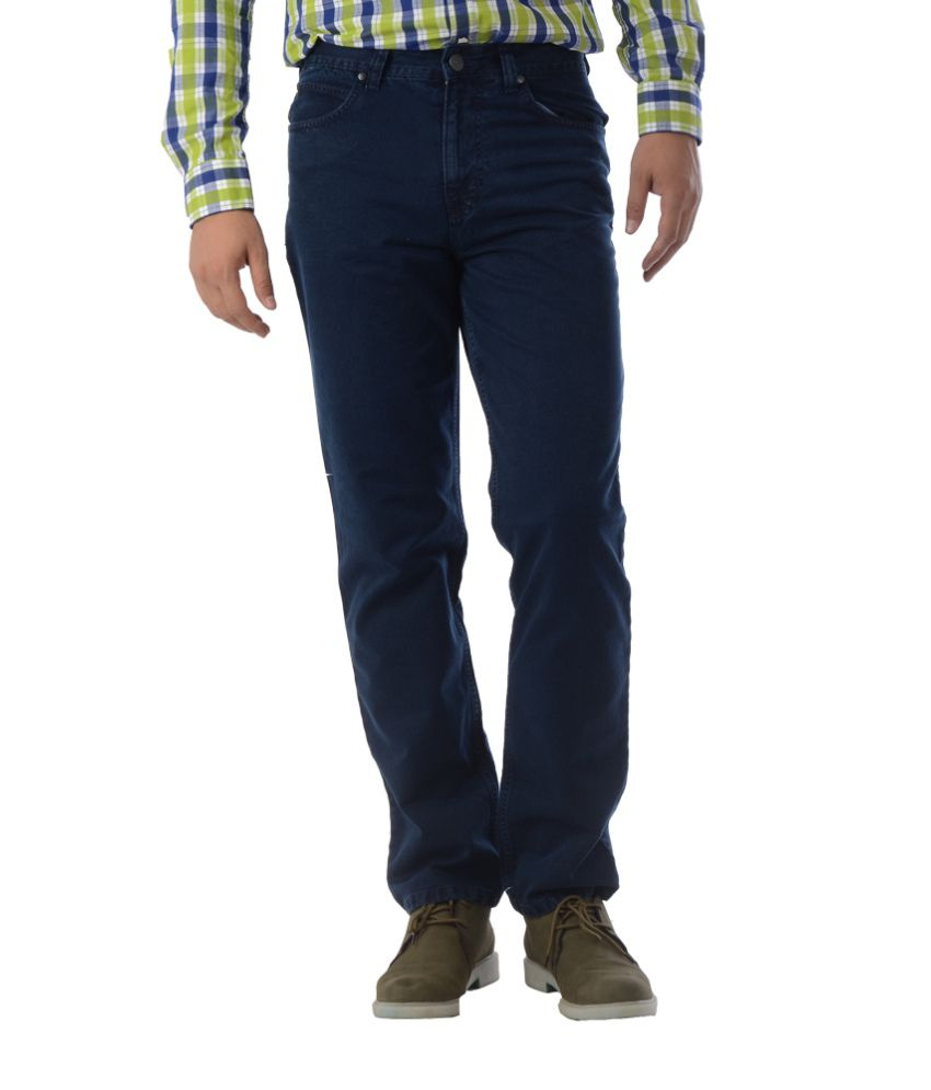 e6bf80f86084 Killer Dark Blue Comfort Fit Jeans - Buy Killer Dark Blue Comfort Fit Jeans  Online at Best Prices in India on Snapdeal